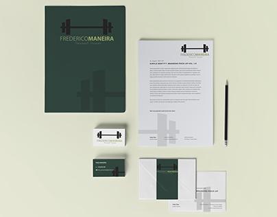Identidade Visual | Frederico Maneira
