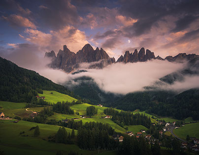 Breath of the Dolomites