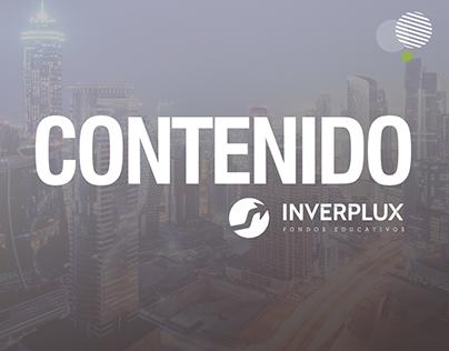 Inverplux - Contenido