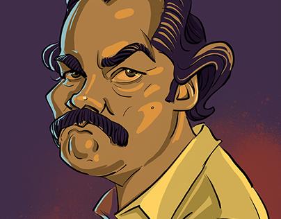 Pablo Escobar, Narcos