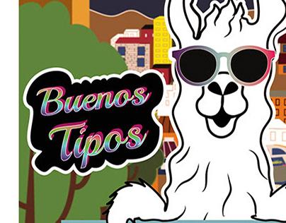 Buenos Tipos - OXFAM