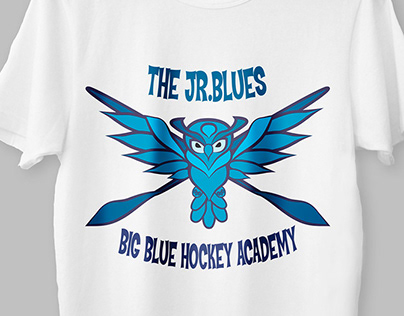 logo for young hockey team
