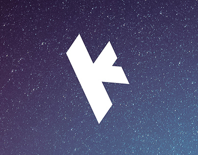 logo/logotype & brand identity of kavan app