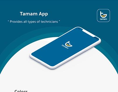 Tamam App