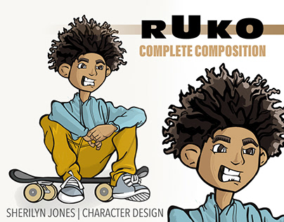 Faces & Expressions | Ruko
