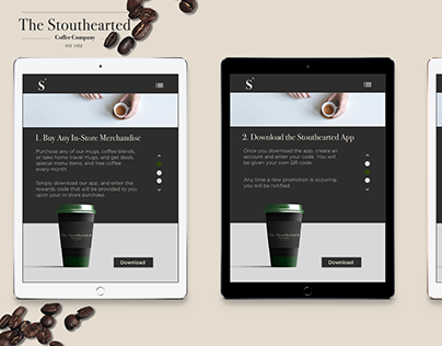 The Stouthearted Coffee Company