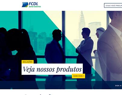 Portal FCDL/SC - Site