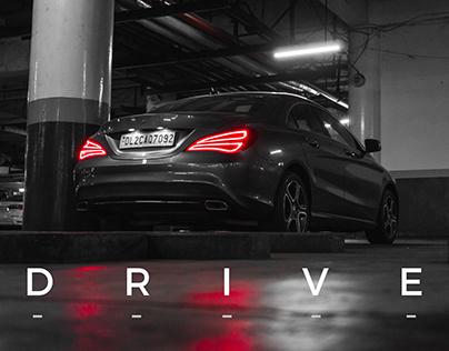 DRIVE - Mercedes Benz CLA