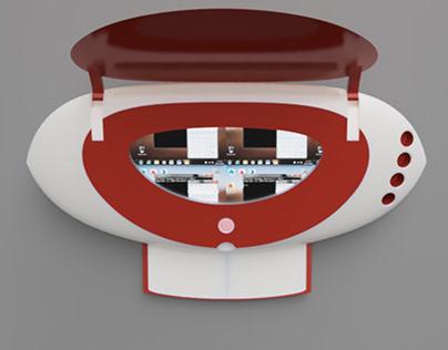Almofont Portable Printer