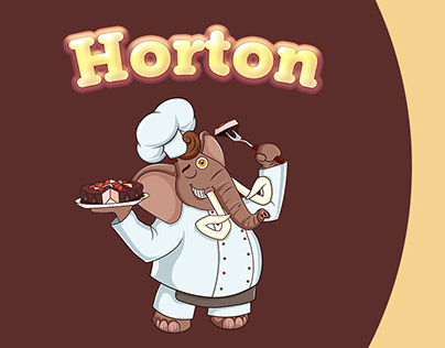 Horton - Character designing