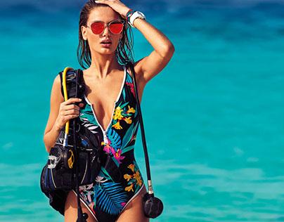 Debenhams Summer 2017 Brand campaign