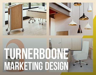 turnerboone Marketing Design