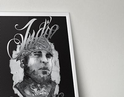 Diseño Lona - Indio Tattoo