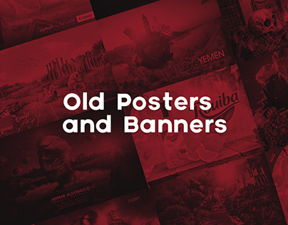 Old Posters - Banners