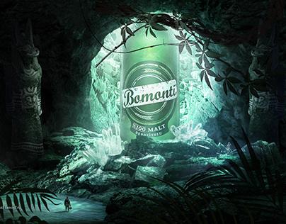 【Beer异星登陆】学员商业级合成海报