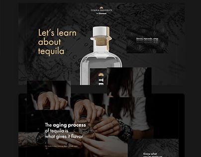 Projeto - Tequila University