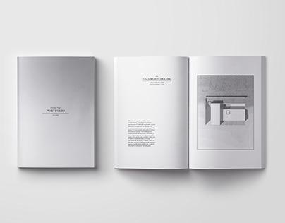 Architectural Portfolio 2014|2018