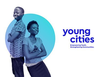 Young Cities: Website & Branding