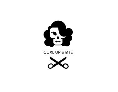 Curl Up & Dye Identity