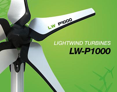 LIGHT WIND turbines