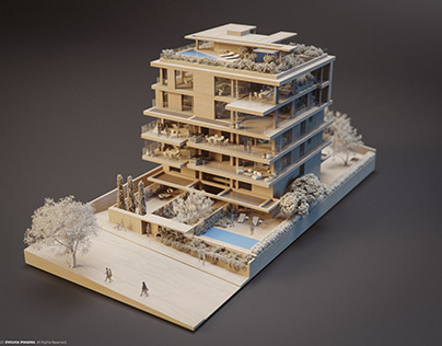ALIMOS PROJECT - Maquette Style