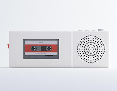 Recorder (Wireless speaker)