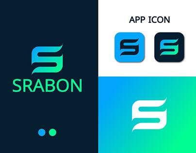 S Letter Logo Design.