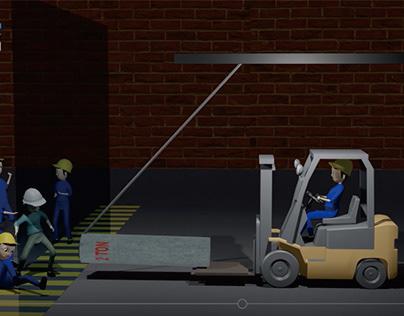 Keselamatan Kerja Alat Berat - Forklift