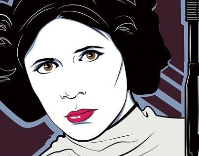 Star Wars: A New Hope Leia