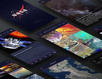NASA UI/UX Systems