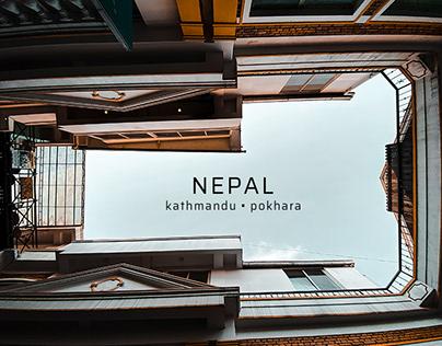 Nepal ~ Kathmandu • Pokhara