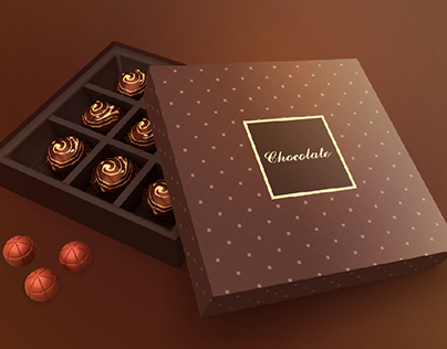chocholate Box packaging