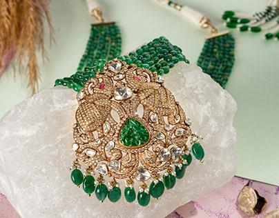 Product Photography for Rakshita Diamonds & Jewellery