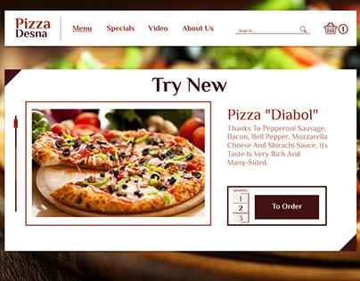 Pizza Desna