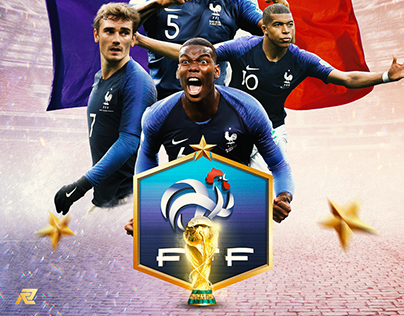 FIFA World Cup 2018 Graphic Works