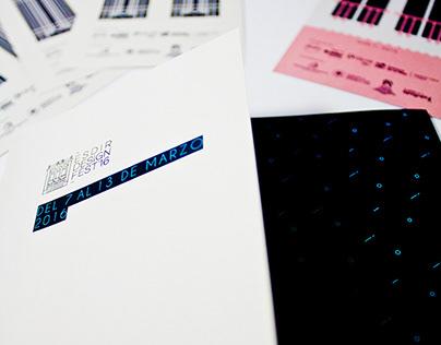   ESDIR DESIGN FEST'16   Branding