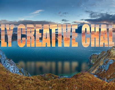 Photoshop Daily Creative Challenge: May 24-June 18