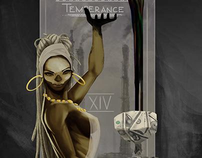Tarot XIV - Temperance