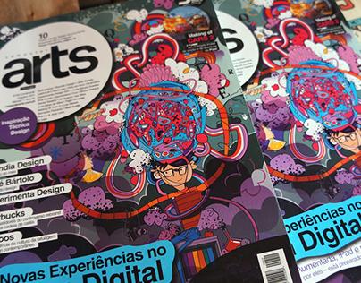 Computer Arts PT10 Cover