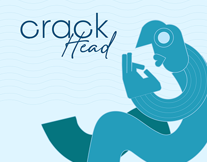 Identity Design - Crackhead