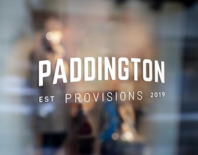 Paddington Provisions Butcher Shop Concept