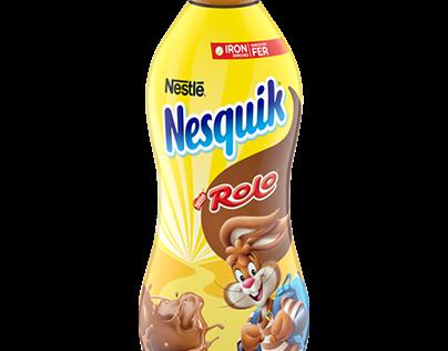 Nestle - Nesquik