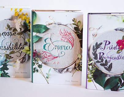 Jane Austen Book Covers