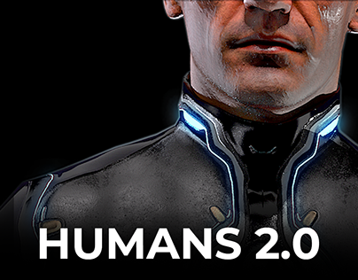 HUMANS 2.0 // Beta Body - Pilot Suit