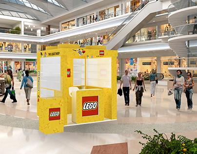 LEGO - Exhibición comercial