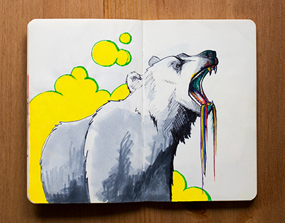 Sketchbook!