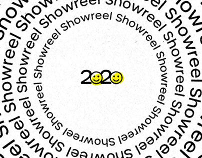 SHOWREEL 2020 — Florian Bartl