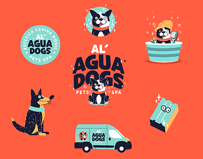 Al'Agua Dogs - Pets Spa