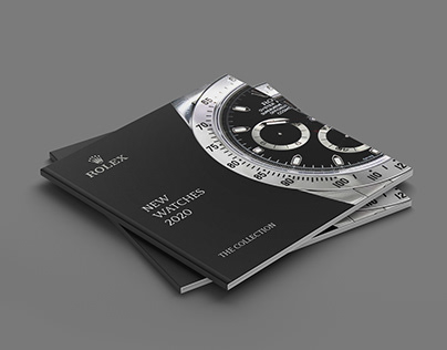 Rolex Watches Catalogue