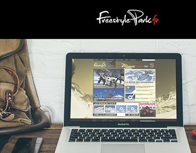 FreestylePark Webdesign